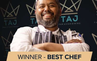 Julal Syed (Jools) is recognised amongst England's top Indian chef after being crowned Best Chef